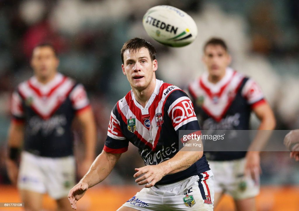 NRL Rd 13 - Roosters v Broncos : News Photo