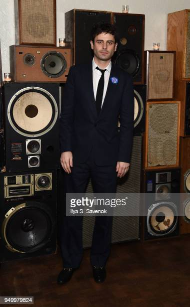 Luke Kirby attends 2018 Tribeca Film Festival AfterParty for Little Woods At Ace Hotel at Liberty Hall at Ace Hotel on April 21 2018 in New York City