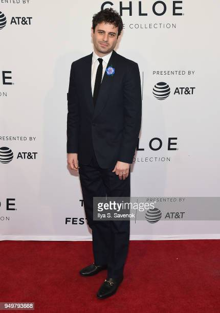 Luke Kirby attends a screening of Little Woods during the 2018 Tribeca Film Festival at SVA Theatre on April 21 2018 in New York City