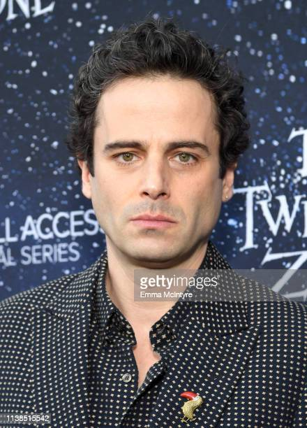 Luke Kirby attends CBS All Access new series The Twilight Zone premiere at the Harmony Gold Preview House and Theater on March 26 2019 in Hollywood...