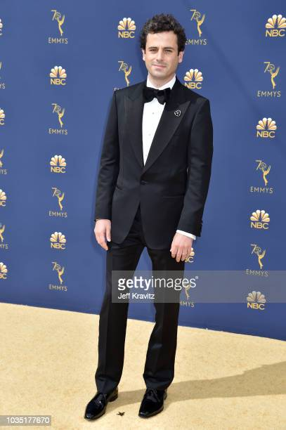 Luke Kirby attends the 70th Emmy Awards at Microsoft Theater on September 17 2018 in Los Angeles California