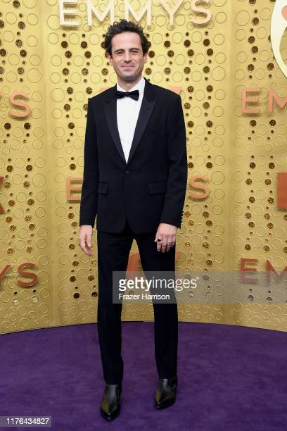 Luke Kirby attends the 71st Emmy Awards at Microsoft Theater on September 22 2019 in Los Angeles California
