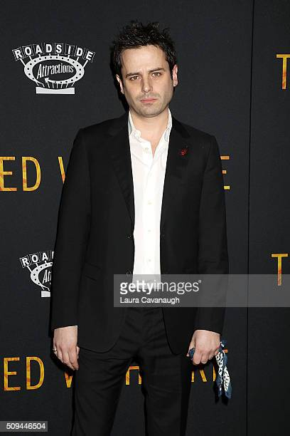 Luke Kirby attends Touched With Fire New York Premiere at Walter Reade Theater on February 10 2016 in New York City
