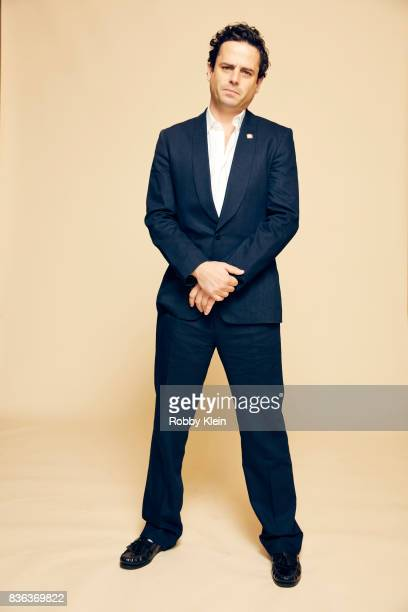 Luke Kirby from 'Rectify' poses for a portrait for The Wrap on October 26 2016 in Los Angeles California