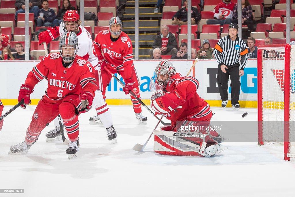 2017 Big Ten Men's Ice Hockey Tournament - Semifinals