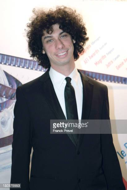 Luke Matheny attends the 'Panorama' Closing Dinner Hostedat UNESCO on July 6 2011 in Paris France