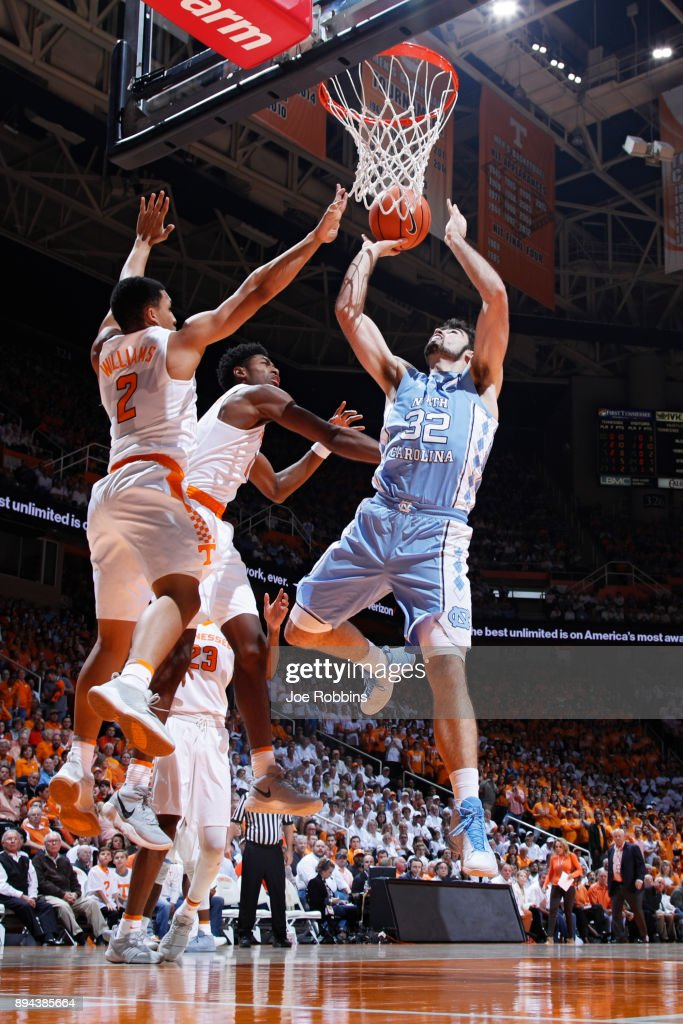 North Carolina v Tennessee