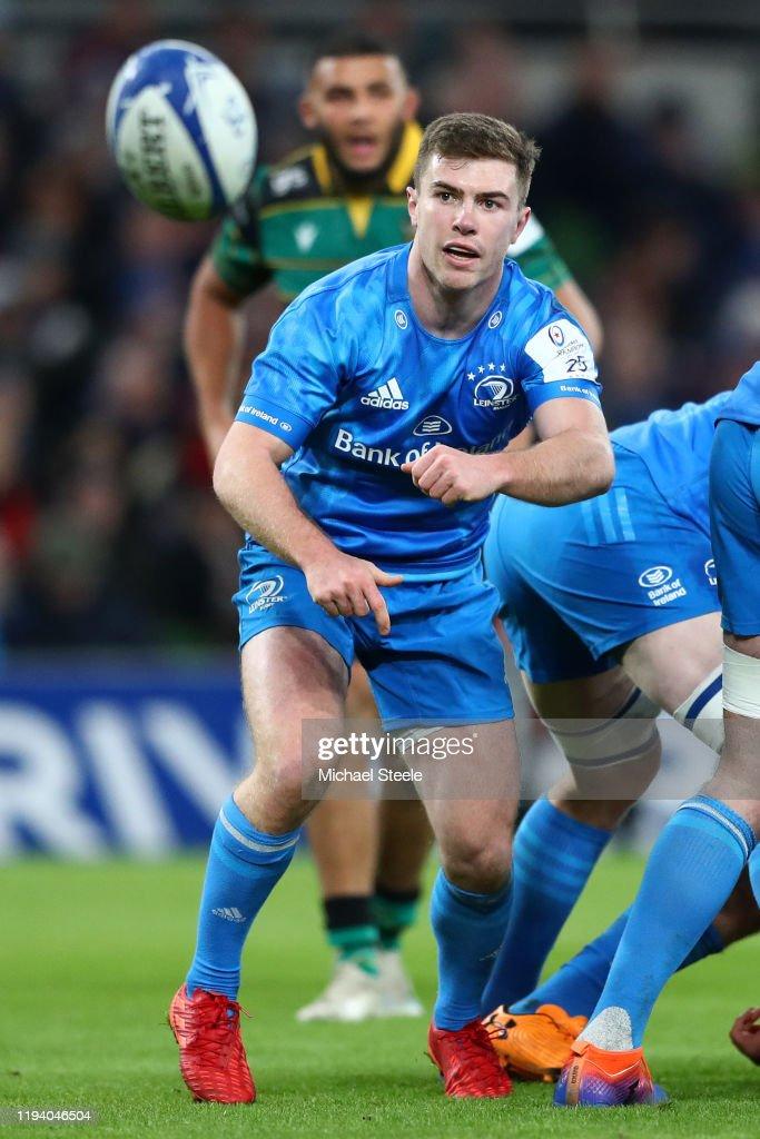 Leinster Rugby v Northampton Saints - Heineken Champions Cup Round 4 : ニュース写真