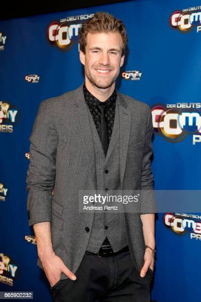 Luke Mockridge attends the 21st Annual German Comedy Awards at Studio in Koeln Muehlheim on October 24 2017 in Cologne Germany