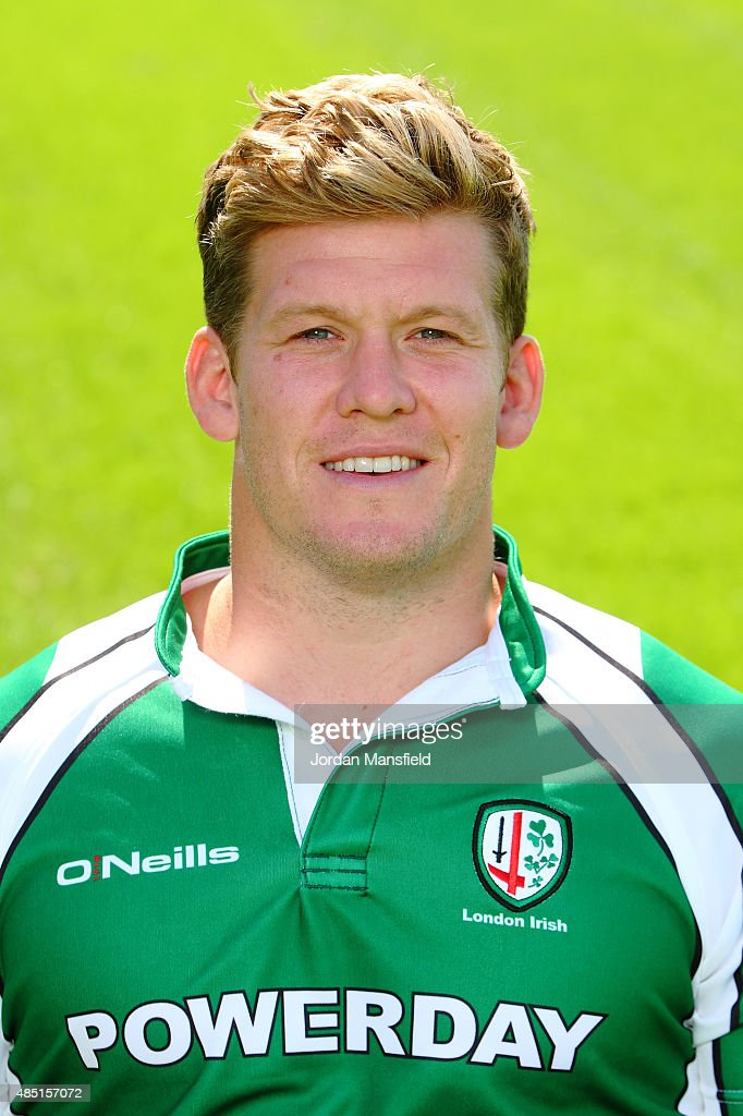 London Irish Photocall