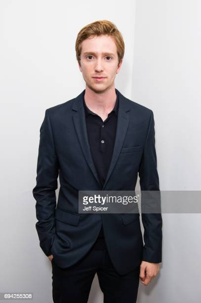 Luke Newberry attends the dunhill London presentation during the London Fashion Week Men's June 2017 collections on June 9 2017 in London England