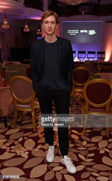 Luke Newberry attends the inaugural Autograph Collection Hotels Short Film Award in partnership with the National Film and Television School on...