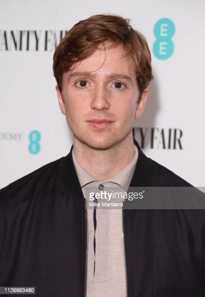 Luke Newberry attends the Vanity Fair EE Rising Star Party at The Baptist on January 31 2019 in London England