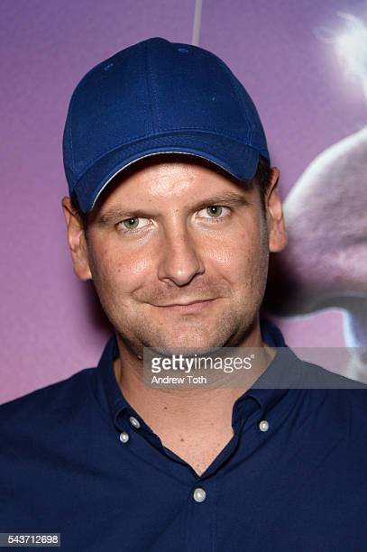 Luke Parker Bowles attends a screening of 'The BFG' hosted by Disney The Cinema Society at Village East Cinema on June 29 2016 in New York City