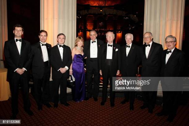 Luke Parker Bowles Dominic Meiklejohn Nick Howard Isabel Carden Rodney Johnson Bill Miller John Harvey Peter Hopkinson and Joe Smith attend The...