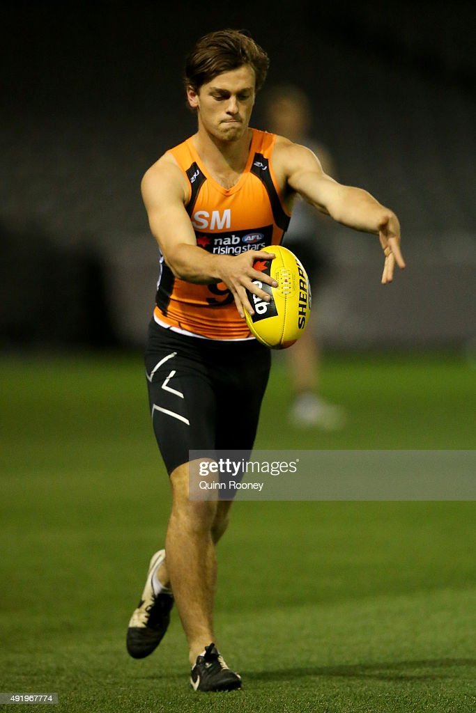 2015 AFL Draft Combine : News Photo