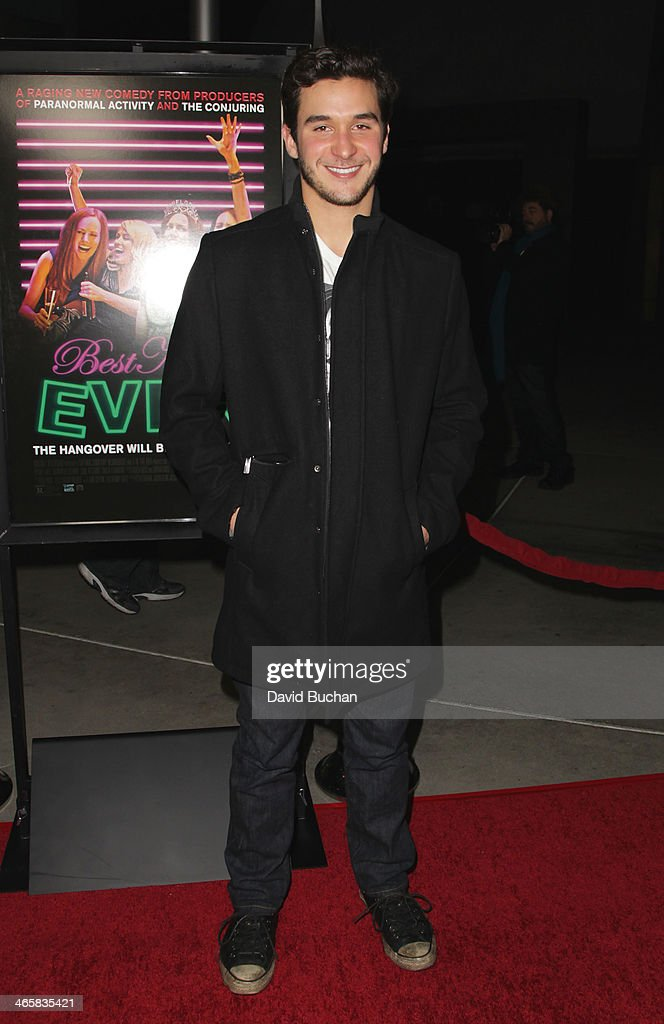 "Premiere Of Magnet's ""Best Night Ever"" - Arrivals"