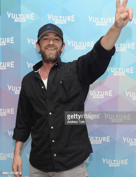Luke Perry of Riverdale series attends the Vulture Festival at The Standard High Line on May 20 2017 in New York City