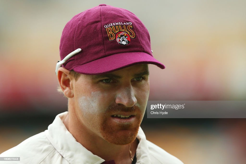 Sheffield Shield - Bulls v Warriors: Day 1