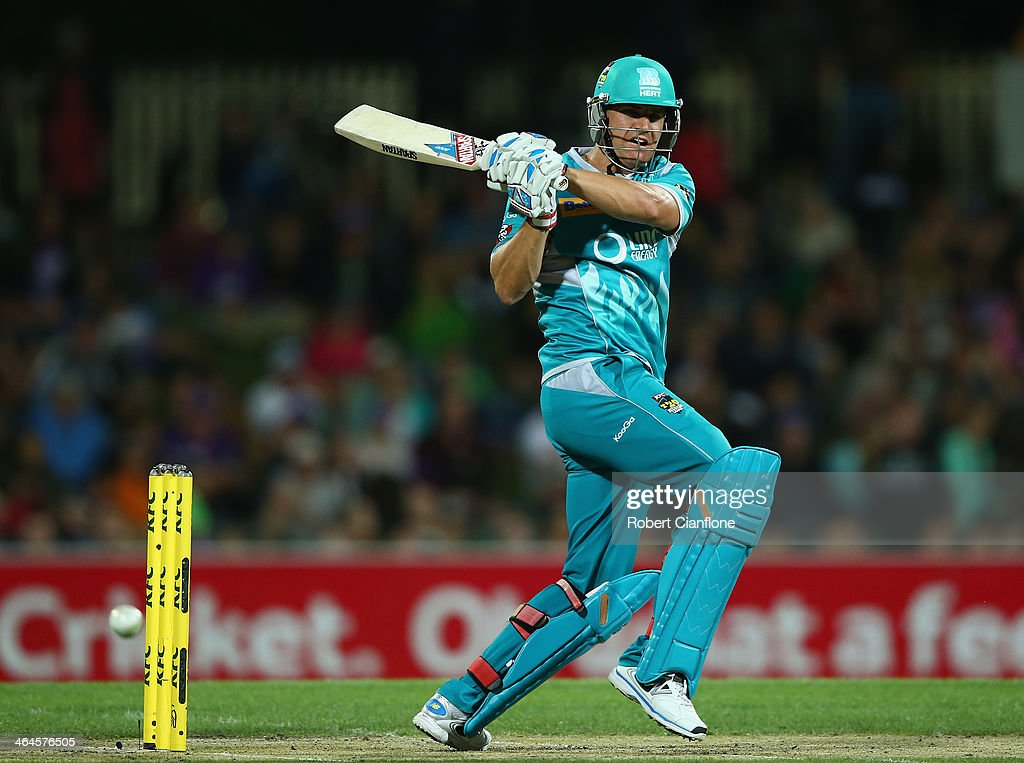 Big Bash League - Hurricanes v Heat