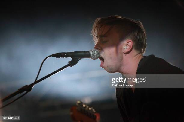 LAOIS IRELAND SEPTEMBER Luke Reilly of Otherkin performs at Electric Picnic Festival at Stradbally Hall Estate on September 2 2017 in Laois Ireland