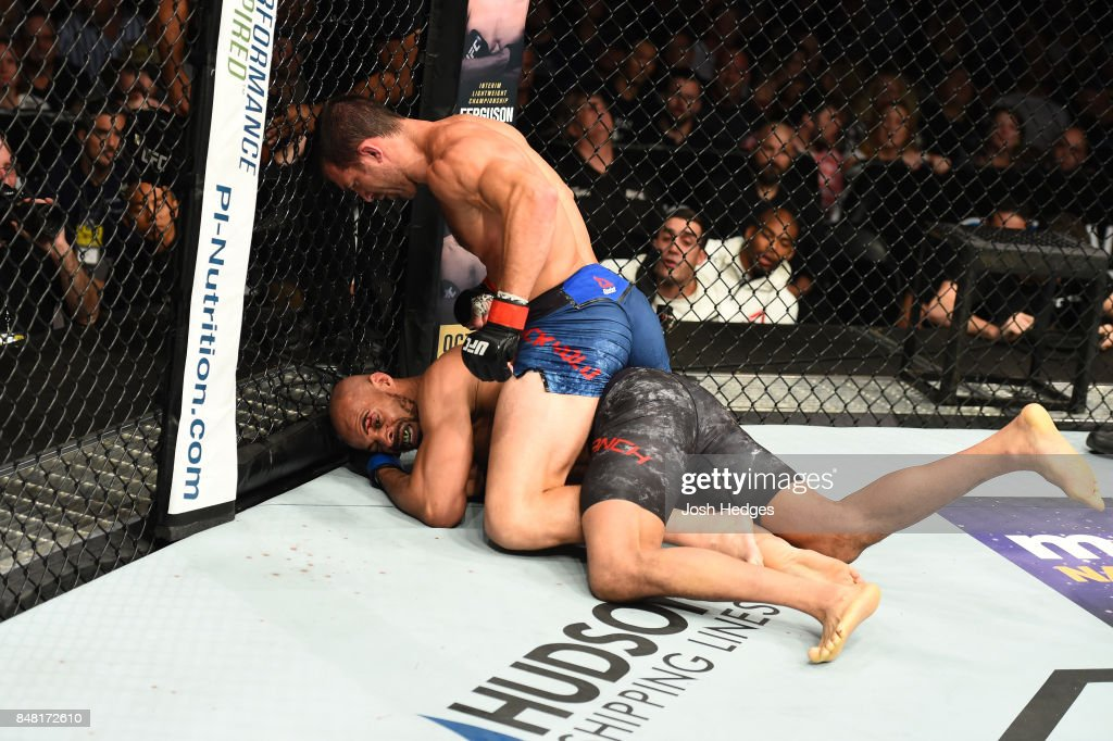 UFC Fight Night: Rockhold v Branch : News Photo