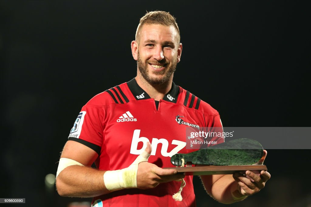 Super Rugby Rd 2 - Crusaders v Stormers