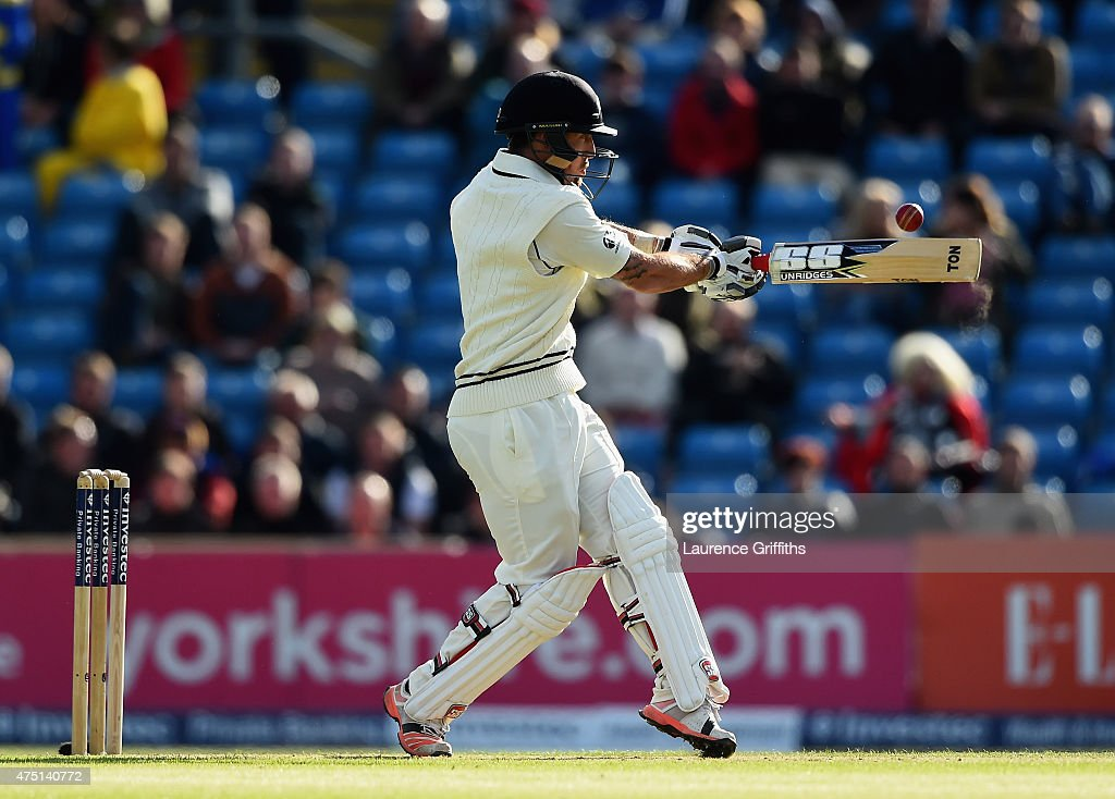 England v New Zealand: 2nd Investec Test - Day One