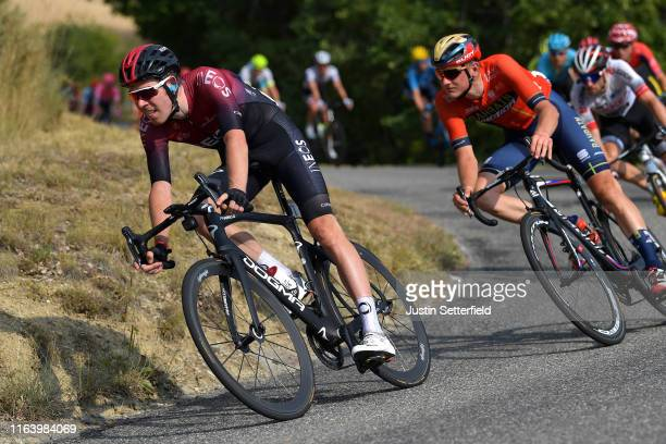 Luke Rowe of United Kingdom and Team INEOS / during the 106th Tour de France 2019, Stage 17 a 200km stage from Pont du Gard to Gap / TDF / #TDF2019 /...
