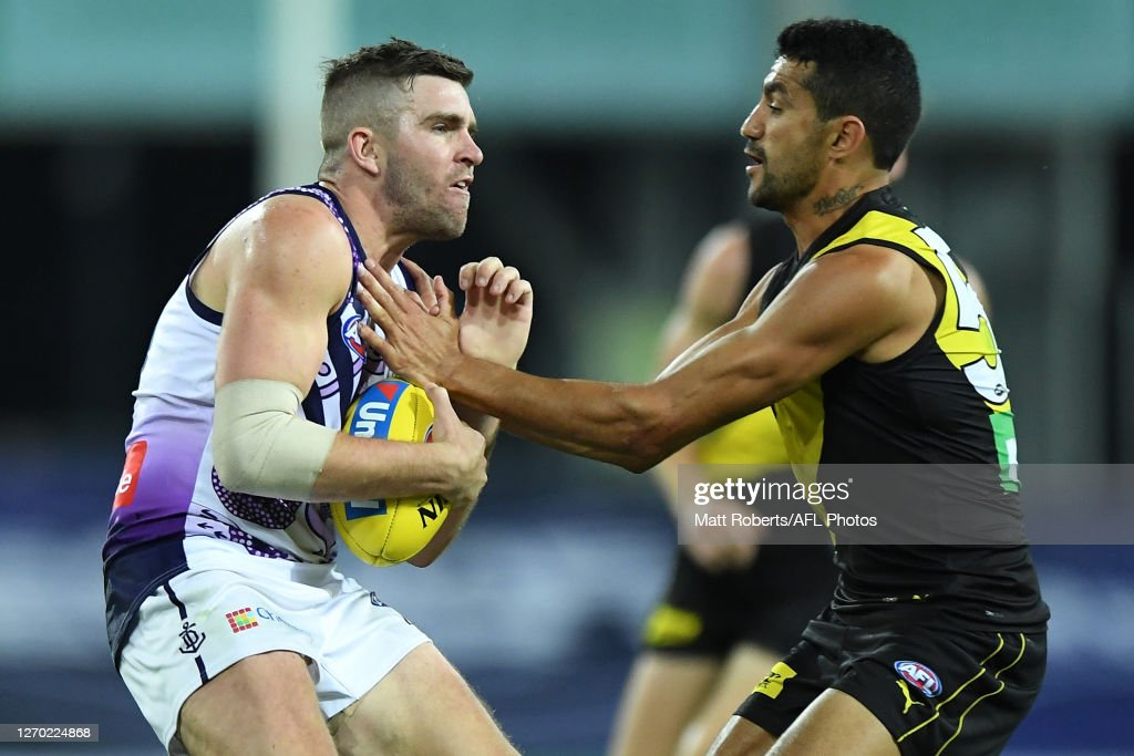 AFL Rd 15 - Richmond v Fremantle : News Photo