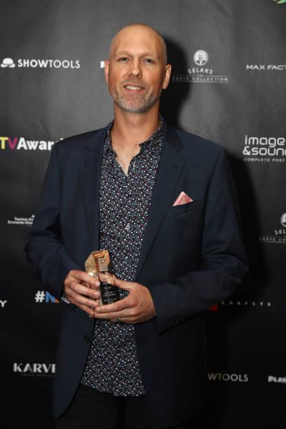 The New Zealand Television Awards 2017 - Media Wall Photos and ...
