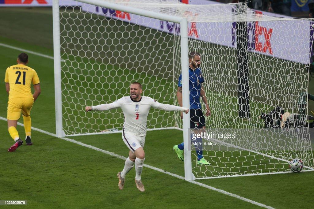 Italy v England - UEFA Euro 2020: Final : News Photo