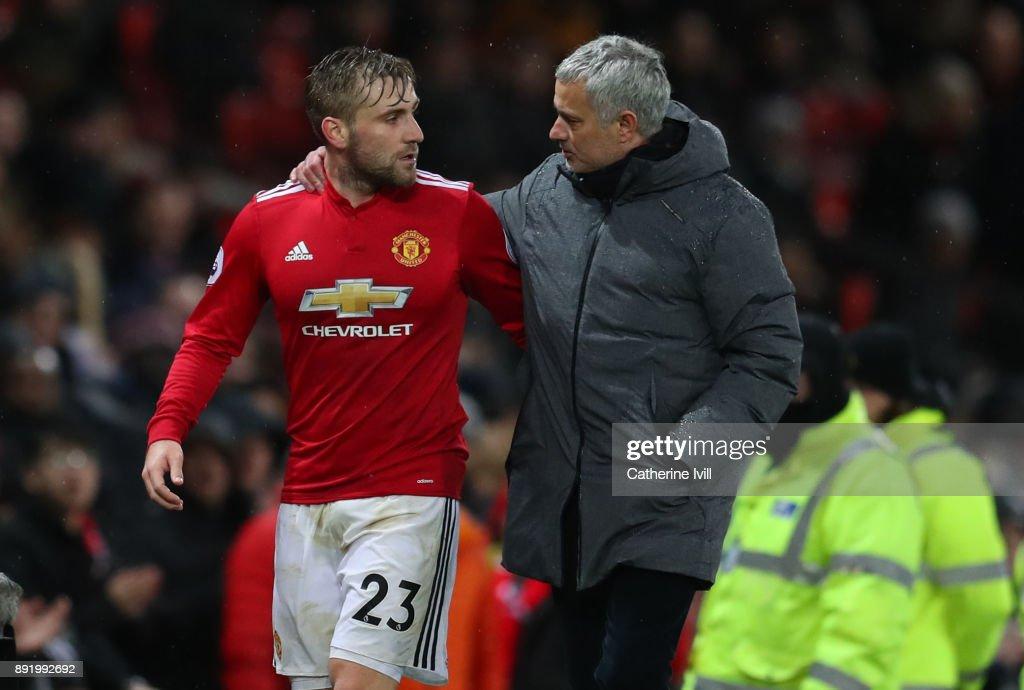 Manchester United v AFC Bournemouth - Premier League : Nieuwsfoto's
