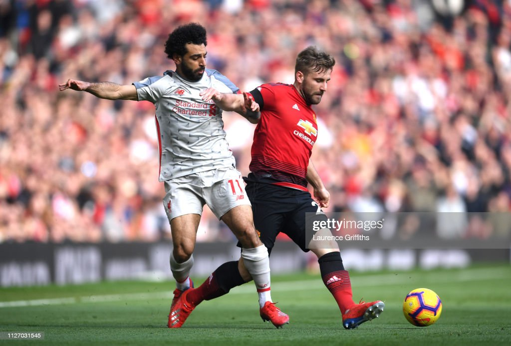 GBR: Manchester United v Liverpool FC - Premier League