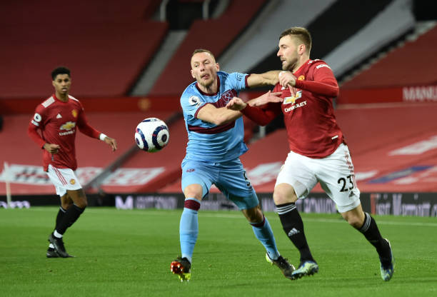 GBR: Manchester United v West Ham United - Premier League