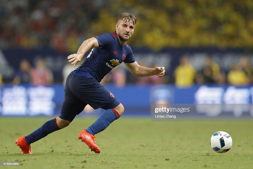 Manchester United v Borussia Dortmund - 2016 International Champions Cup China : News Photo