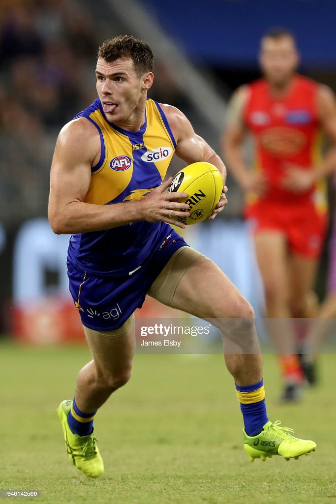 AFL Rd 4 - West Coast v Gold Coast : News Photo