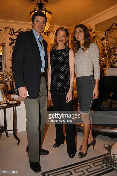 Luke Siegel Robin Bell and Lake Bell attend Kips Bay Boys Girls Club 33rd Annual Decorator Show House sponsored by Electrolux and Philips at 54 East...
