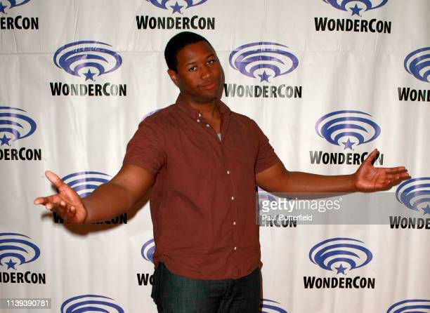 Luke Tennie attends the 'Deadly Class' press line during WonderCon 2019 at Anaheim Convention Center on March 30 2019 in Anaheim California