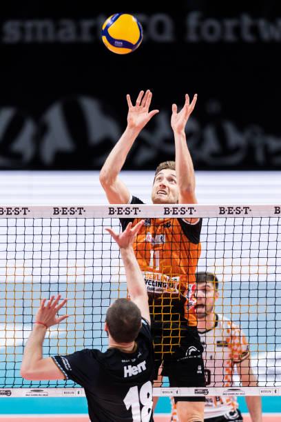 DEU: Volleyball Bundesliga - Berlin Recycling Volleys v WWK Volleys Herrsching
