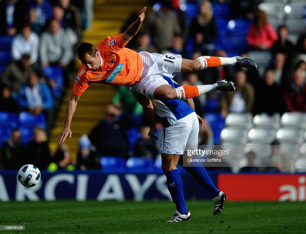 Birmingham City v Blackpool - Premier League
