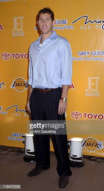 Luke Walton during 17th Annual Los Angeles Lakers Hosted Dinner Party and Silent Auction at Southern Highlands Golf Course in Las Vegas Nevada United...