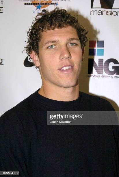 Luke Walton during *NSYNC's Challenge for the Children VI Day 1 Mansion Party Arrivals at Mansion in Miami Beach Florida United States