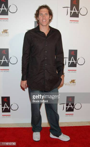 Luke Walton during TAO Las Vegas First Anniversary Weekend Janet Jackson Album Release Party Red Carpet Arrivals at The Venetian Resort Hotel Casino...