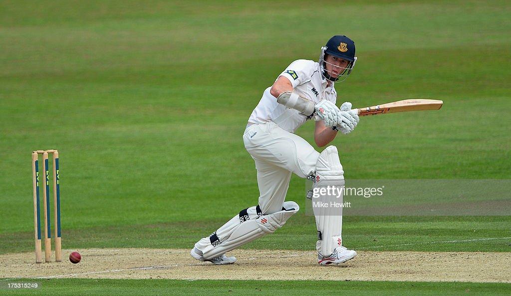 Sussex v Derbyshire - LV County Championship : News Photo