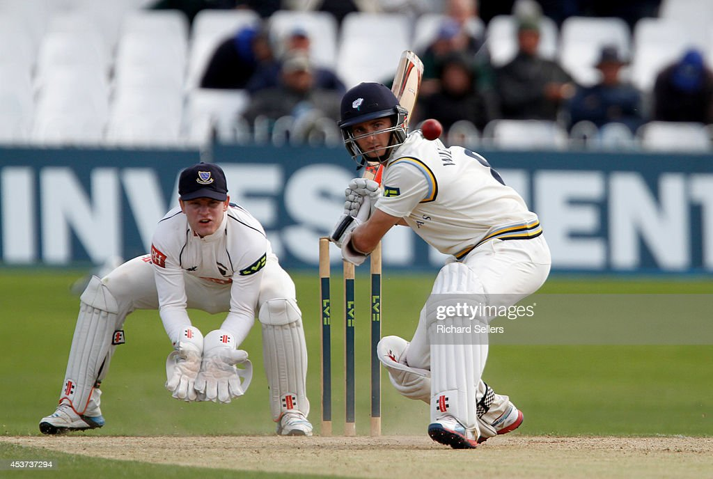 Yorkshire v Sussex - LV County Championship