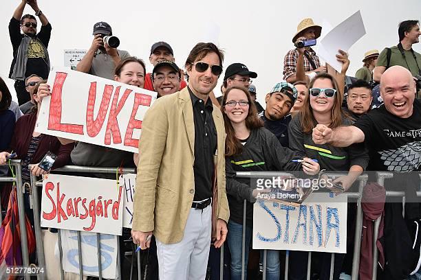 Luke Wilson attends the 2016 Film Independent Spirit Awards on February 27 2016 in Santa Monica California