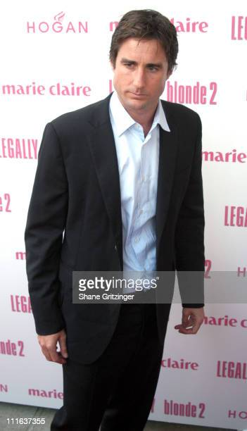 "Luke Wilson during ""Legally Blonde 2: Red, White & Blonde"" Special Screening at United Artists Southampton Theater in Southampton, New York, United..."