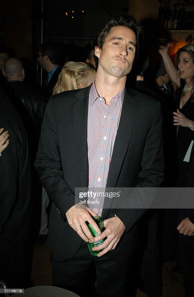 Luke Wilson during Old School After Party at Highlands Night Club in Hollywood, CA, United States.