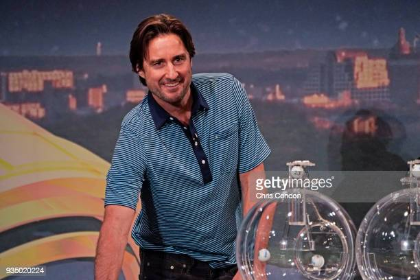 Luke Wilson during The Golf Channel Bracket Special prior to the World Golf ChampionshipsDell Technologies Match Play at Austin Country Club on March...
